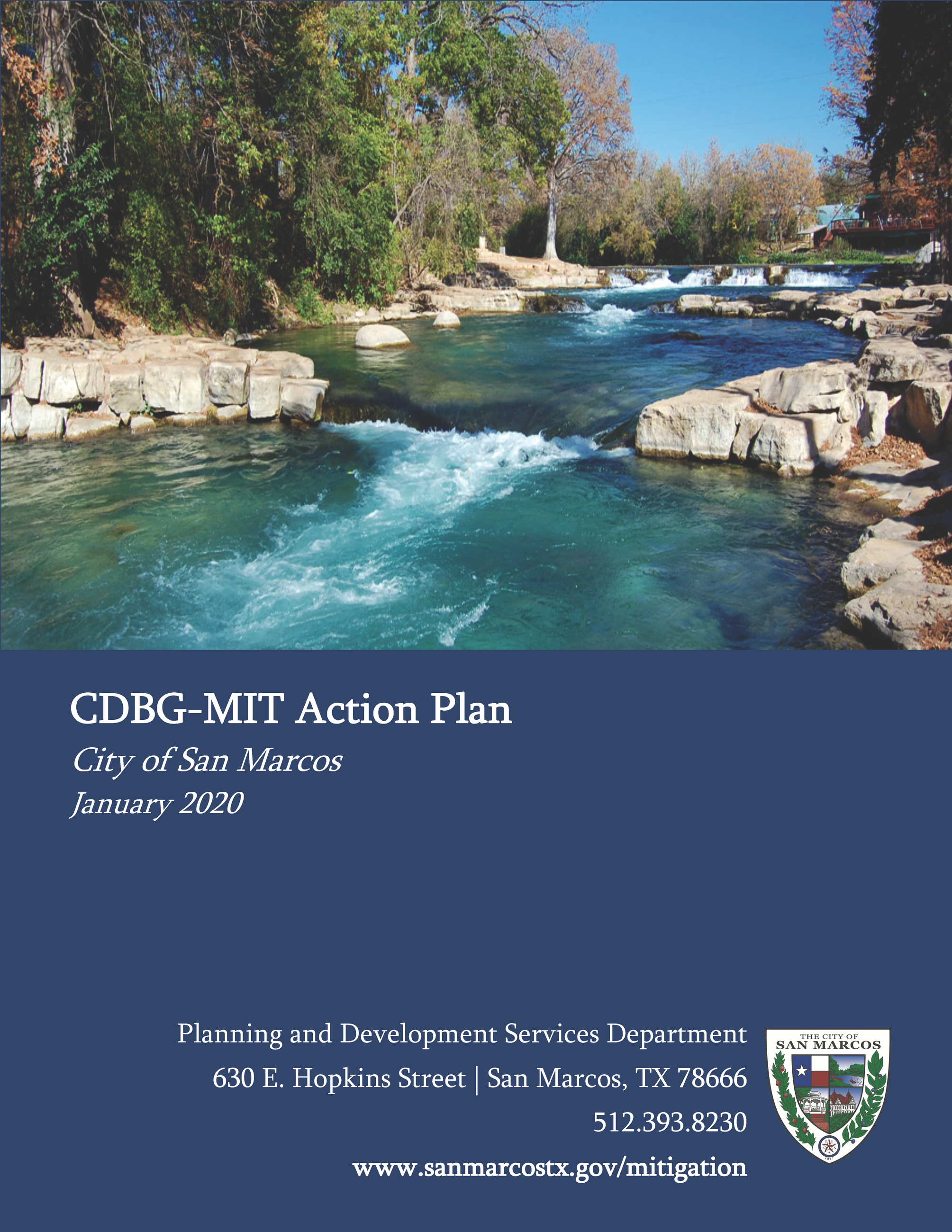 Click here to view the CDBG Mitigation Action Plan