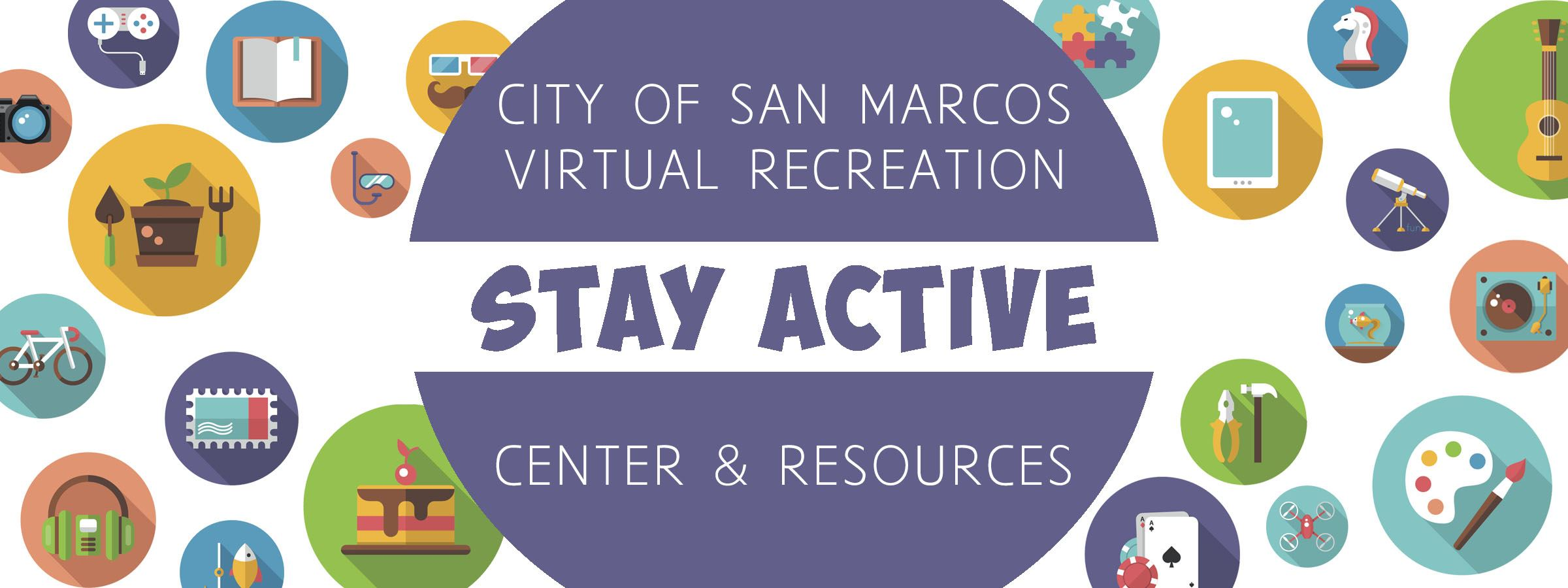 Stay Active Banner